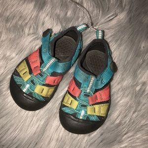 Baby keen water shoes sandals slip on 5